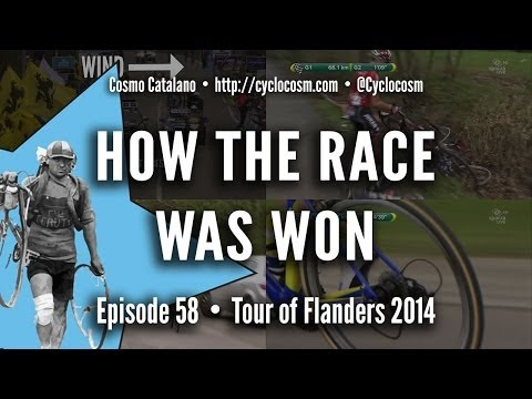 How The Race Was Won - Tour of Flanders 2014