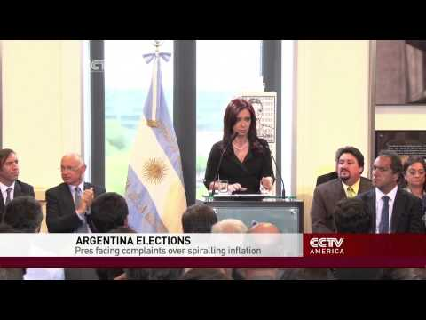 Argentina election results a setback for President Cristina Fernandez?