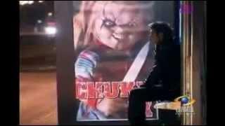 Bus Stop Chucky