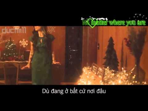 [vietsub+ kara] Something about December- Christina Perri with lyrics