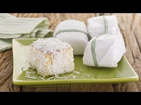 Receita - Bolo gelado de coco