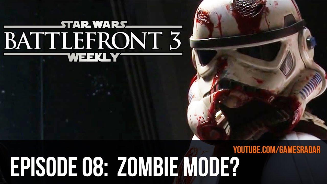 star wars battlefront 3 weekly episode 8 zombie mode youtube. Black Bedroom Furniture Sets. Home Design Ideas