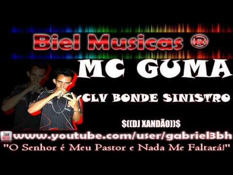 MC GUMA - CLV BONDE SINISTRO $((DJ XANDÃO))$.