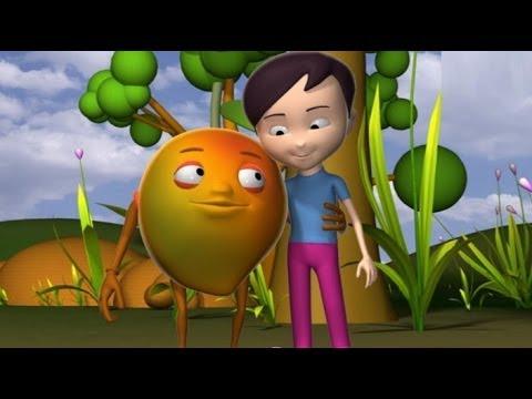 Mango - Fruit Rhymes