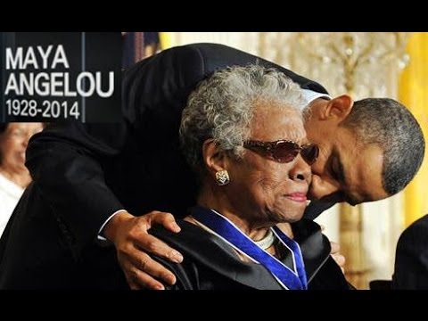 Maya Angelou Died Renowned Poet   Author Civil Rights Icon RIP