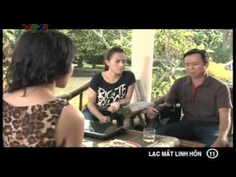 Phim Việt Nam - Lạc mất linh hồn - Tập 11 - Lac mat linh hon - Phim Viet Nam
