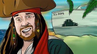 SHIPWRECK ISLAND (Garry's Mod Murder)