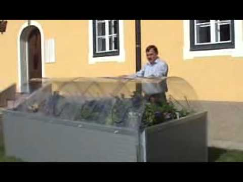 naturgarten hochbeet ursula youtube. Black Bedroom Furniture Sets. Home Design Ideas