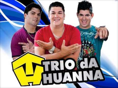 Trio da Huanna - Vou Trair - Música Nova
