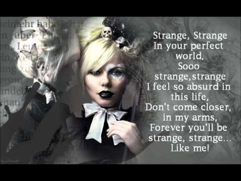 Tokio Hotel & Kerli ~ Strange (w/lyrics)