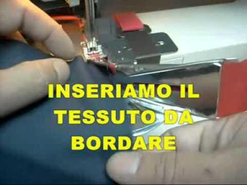 Staffa 0001 youtube for Victoria macchina da cucire