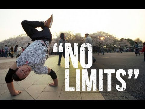 BBOY TOMMY GUNS ILL-Abilities & Renegades Crew | Tokyo to London | YAK FILMS