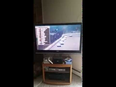 Watching Dale Earnhardt Jr. Win at Pocono 6-8-2014