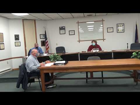 Rouses Point Village Board Meeting  1-19-21