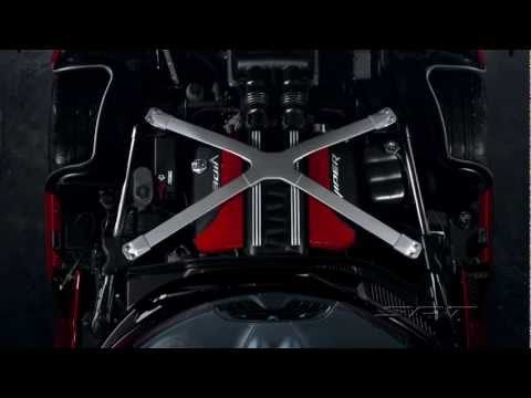 Inside the 2013 SRT Viper Powertrain