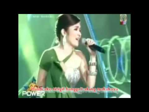 Patuloy ang pangarap(with lyrics) - Angeline Quinto Grand winner of Star Power