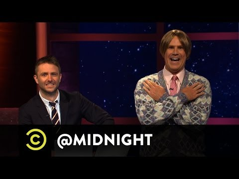 Will Ferrell Previews @midday - Cute or Too Cute - @midnight