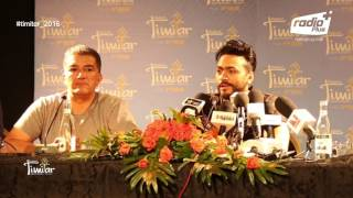 بالفيديو..شوفو أشنو قال تامر حسني على سعد لمجرد |