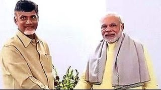 In show of unity, Chandrababu Naidu to join Narendra Modi on Telangana campaign trail