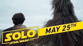 "Solo: A Star Wars Story ""Big Game"" Tévéreklám"