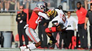 "Hardest College Football ""Hit Stick"" Tackles || ᴴᴰ"