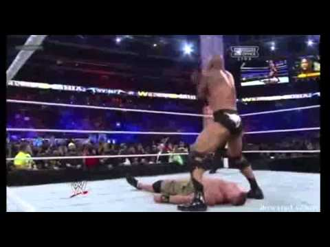 WM 29 The Rock vs John Cena Highlights