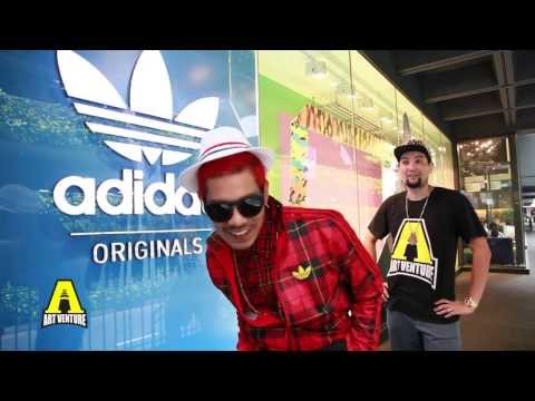 ART VENTURE TV : ADIDAS ORIGINALS