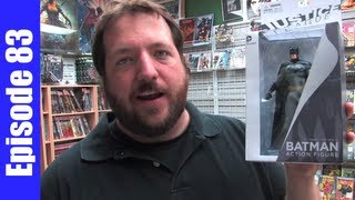 UNBOXING WEDNESDAYS - Episode 83 - Batman Annual #1, Star Trek Doctor Who #1, Walking Dead #98