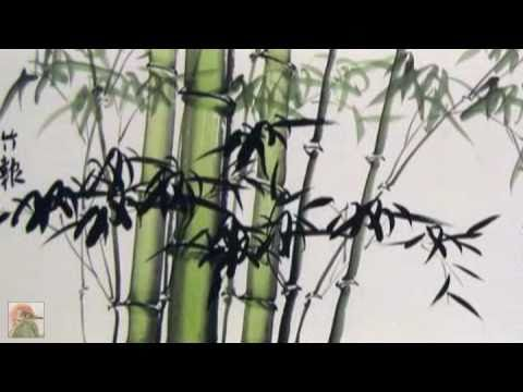 Bamboo Studies - Chinese Bird and Flower Painting.