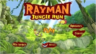 Rayman Jungle Run Para Android [Apk Full Descarga Gratis