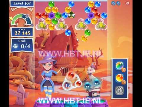 Bubble Witch Saga 2 level 107