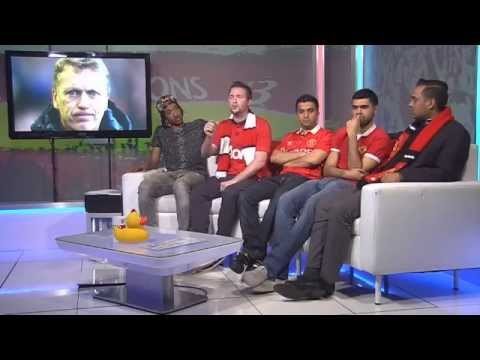 Sports Tonight's Fan Fare - Man United debate