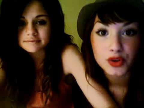 Selena Gomez & Demi Lovato with A special Guest