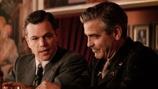 The Monuments Men Trailer 2013 George Clooney Movie