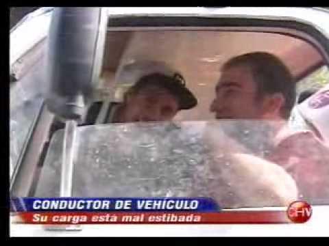 CHV:Accidentes de camiones en carreteras analizados por académica UNAB