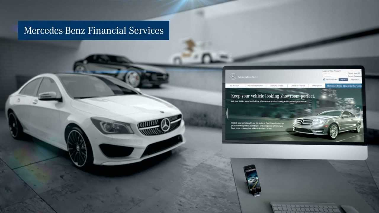 Mercedes benz financial services account management for Mercedes benz finanical