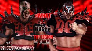 "WWE: The Legion Of Doom (Animal & Hawk) Last Theme ""What A"