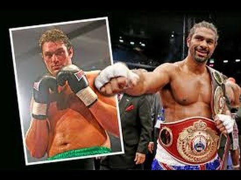 David Haye vs Tyson Fury