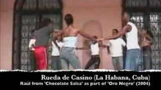 Raúl de la Paz - Rueda de Casino