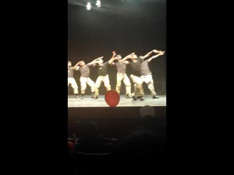 2014 LIU POST STROLL COMPETITION WINNERS: ALPHA PHI ALPHA FRATERNITY, INCORPORATED KAPPA RHO CHAPTER