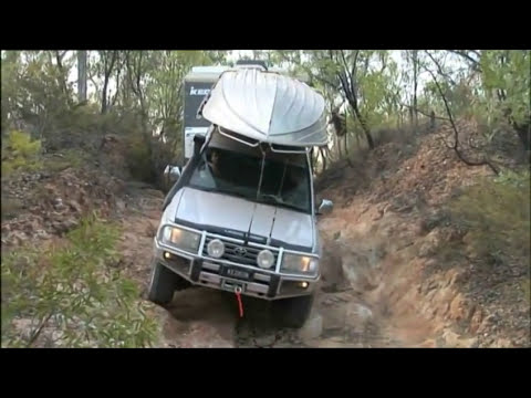 GALL BOYS - BLOWING 4WD DIFF! LISTEN TO YOUR DAD! AUSTRALIAN OFF ROAD 4X4