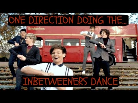 One Direction-Inbetweeners Dance