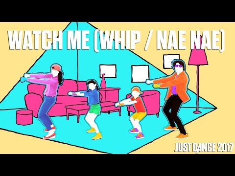 Silentó  - Watch Me (Whip/ Nae Nae) | Just Dance 2017 | Alternate Gameplay preview