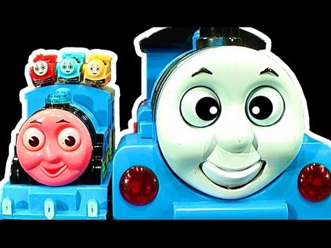 Thomas Tank Dark Side Ep5 In The Nightmare Garden Knockoff Toy Mayhem