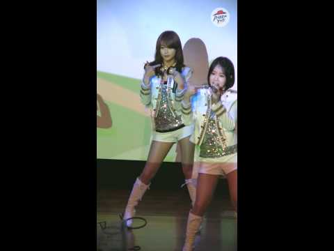 [fancam HD] 110503 Jiyeon (T-ara) - Why Are You Being Like This@隔離醫院兒童節