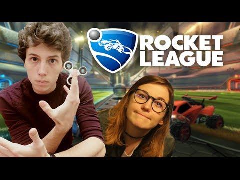2v2 avec Guigui la Menace & Olicio la Tempête sur Rocket League