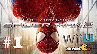 The Amazing Spider-Man 2 Walkthrough Gameplay Part 1 (PS3