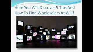 Five Top Tips How To Buy Wholesale And Find Wholesale