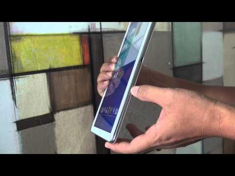 Trên tay Samsung Galaxy Note 10.1