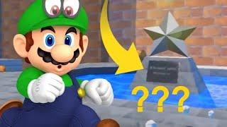 Attempting 5 Theories to Unlock Luigi in Mario Odyssey!